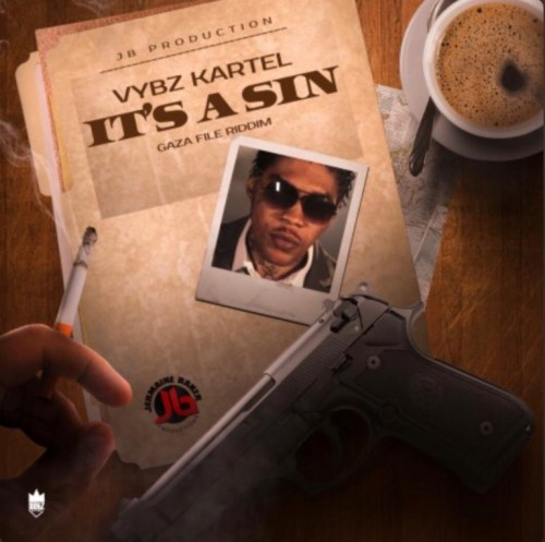 Vybz Kartel – It's A Sin (Prod By JB Productions)