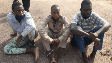 Photo of 2 Boys Arrested 4 Selling Murdered Policemen Head For N1000 In Oyo – Watch N Read