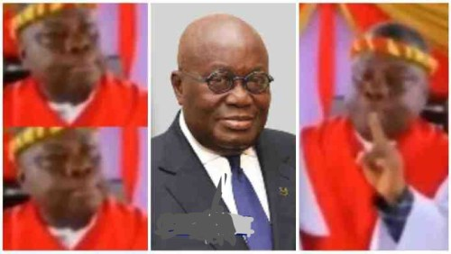 Odifour Tawiah - Akufo-Addo Will Die By Wednesday (Video)