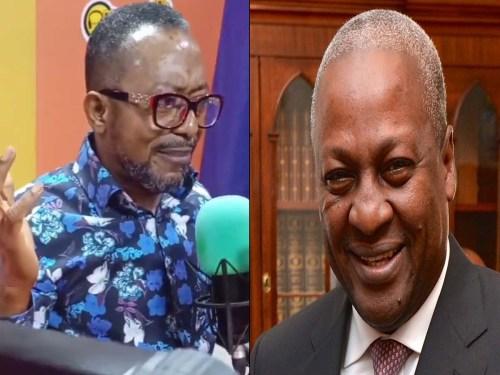 Owusu Bempah - I'll attack Mahama spiritually if Mugabe and Kelvin Taylor insult me again (VIDEO)
