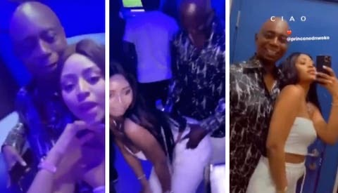 Regina Daniels Made Husband Ned Nwoko Cry For More Twerks - Video