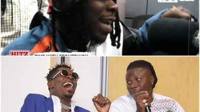 Photo of Shatta Wale's Real Age In New EC Voters Register Made Stonebwoy Cry Happiness – Video