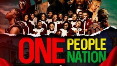 Stonebwoy – One People One Nation Ft King Promise, Fancy Gadam, Fameye, Maccasio, Efya, Teephlow, Darkovibes & Bethel Revival Choir