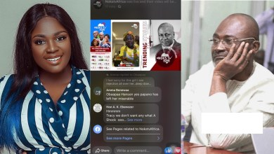 Photo of Tracey Boakye Exposes Kennedy Agyapong – 'You Sleep With A Popular Actress At East Legon' – Listen