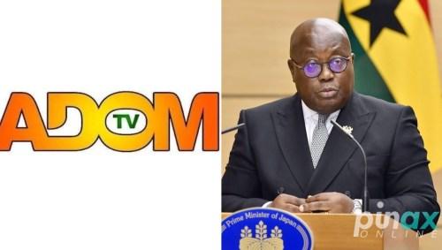 Adom TV Apologies 2 Akufo-Addo For Airing Fake Bribery Video (Watch)