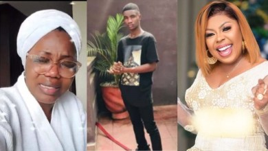 Afia Schwar Tells The Truth Why Mzbel's Adopted Son Was Taken Away From Him - Video Will Shock U
