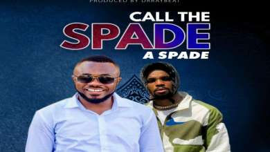 Photo of Corp Sayvee Ft Chichiz – Call The Spade a Spade