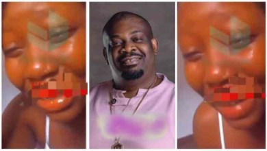 Don Jazzy If You Don't Love Me Back I Will k¡ll Myself, Lady Cries Bitterly - Video