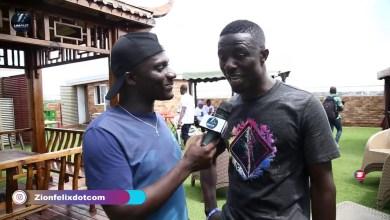 Kwaku Manu - Lilwin Would've Beaten Me At UTV If Fada Dickson Did Not Stop Him