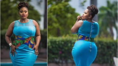 """Photo of Actress Lydia Forson Unmask A Popular Radio Presenter Begging for her """"T0Onga"""" in her DM"""