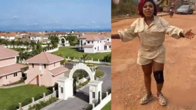 Photo of Afia Schwarzenegger Goes Wild Again – Sugar Daddies At Trasacco Are Not Guy (Video)