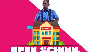 Photo of Ajeezay – Open School (Kuami Eugene Open Gate Cover)