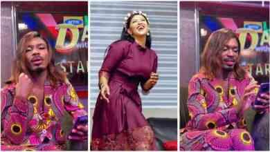 Clemento Suarez Imitates N Dresses Like McBrown on live UTV Trends - Video