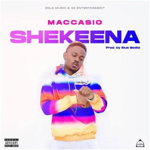 Maccasio – Shekeena (Prod. by Blue Beatz)