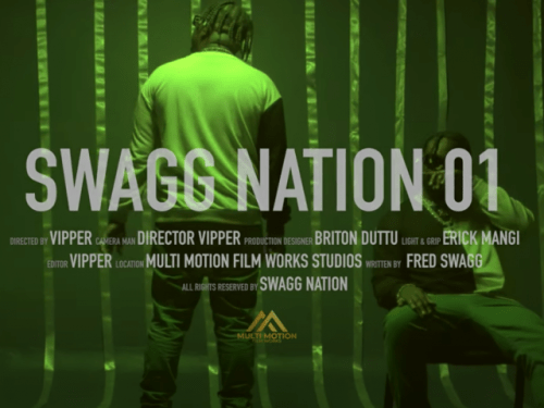 FRED SWAGG – SWAGG NATION 01