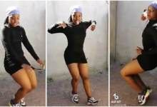 Photo of Hot Girl Hijack Social Media With Saxy Waist Dance – Watch N Love Her