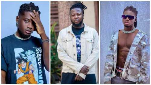 Kuami Eugene Brief Guru - You Can't Disrespect My Master And Expect A Feature From Me - Watch