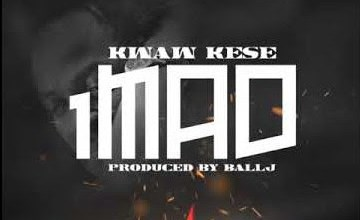 Photo of Kwaw Kese – 1MAD Ft Ball J (Prod By Ball J)