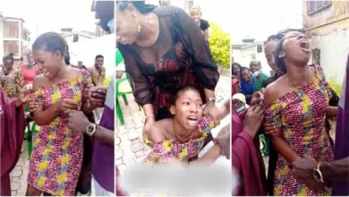 Photo of Lady In Tears To Avoid Receiving Injection Trends – Video