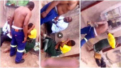 Married Woman Seen r£d-Handed In Broad Day-Light Doing De Do With Another Guy - Video