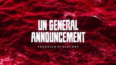 Photo of Shatta Wale – UN Announcement 2 (Samini Diss)