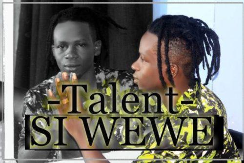Talent – Si We We