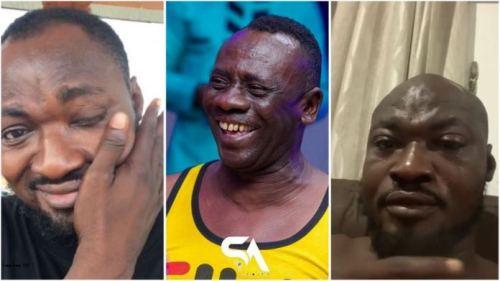 Watch Akrobeto's Response 2 Funny Face's Trending Problem - Video Below