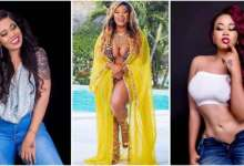 Photo of Watch How Vera Sidika Fall On Stage While Entertaining Guests @ A Party – Video