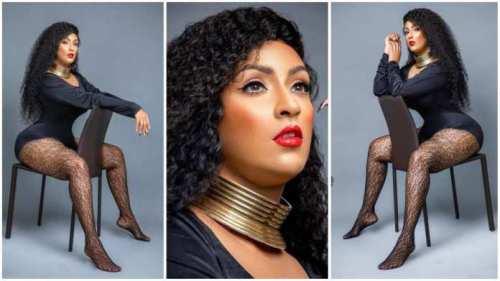 Juliet Ibrahim Releases Hot Saxy Spicy Photos 2 Celebrate Birthday - Watch