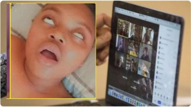 Photo of Lady Student Seen On Camera Making Love With Boyfriend During Zoom Class – Video