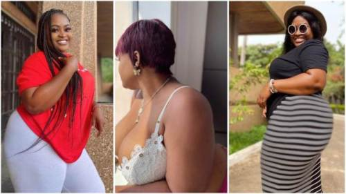 Popular Comedienne, Jacinta Trends Online As She Flaunts Her Raw Br3ast N waist Beads in A Post - Watch