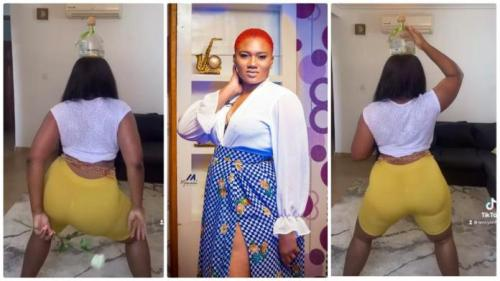 Trending Nude Video Of Abena Korkor That Made TV3 Sack Her - Watch Below