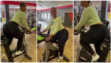 Photo of Lady With Big Sweet Backside Charm Men When She Arrived At The Gym To Train – Video