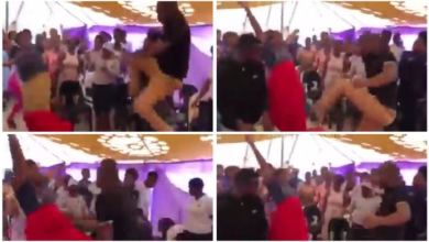 Photo of Pastor Kicks Female Church Member In The Belly During Deliverance Hour – Video Below
