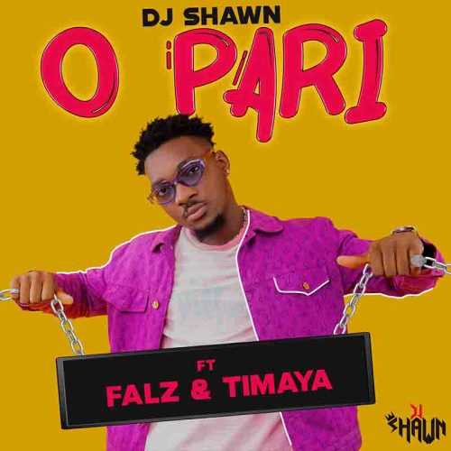 DJ Shawn - O Pari Ft Falz x Timaya (Prod By Yung Willis)
