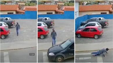 Photo of Insane Hit N Run Captured On Camera Will Make Your Go Mad – Video