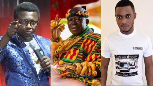 Watch How Opambour Reacted To Curses Invoked On Twene Jonas (Video)