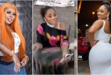 Photo of Afia Schwar Points Out – Moesha Boduong Has Mental Issues – Video