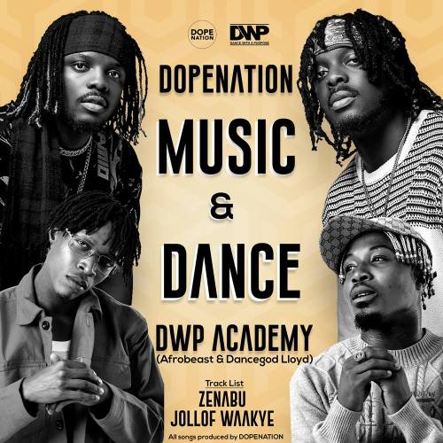DopeNation x Dancegod Lloyd x Afrobeast – Jollof Waakye