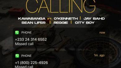 Kawabanga Ft O'Kenneth x Jay Bahd x Sean Lifer x Reggie & City Boy – Calling Lyrics