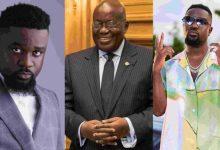 Photo of King Sarkodie Apologizes 2 President Akufo Addo 4 Making Dis Past Tending Tweet – Watch