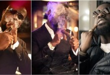Photo of Sarkodie Gives Reasons 4 Smoking Cigars In His Recent Photos – Watch