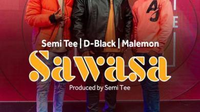 D-Black x Semi Tee x Malemon – Sawasa