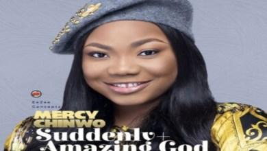 Mercy Chinwo – Suddenly Lyrics
