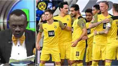 Dortmund Fc Uses Akrobeto's Video To Announce Their Next Match - Video
