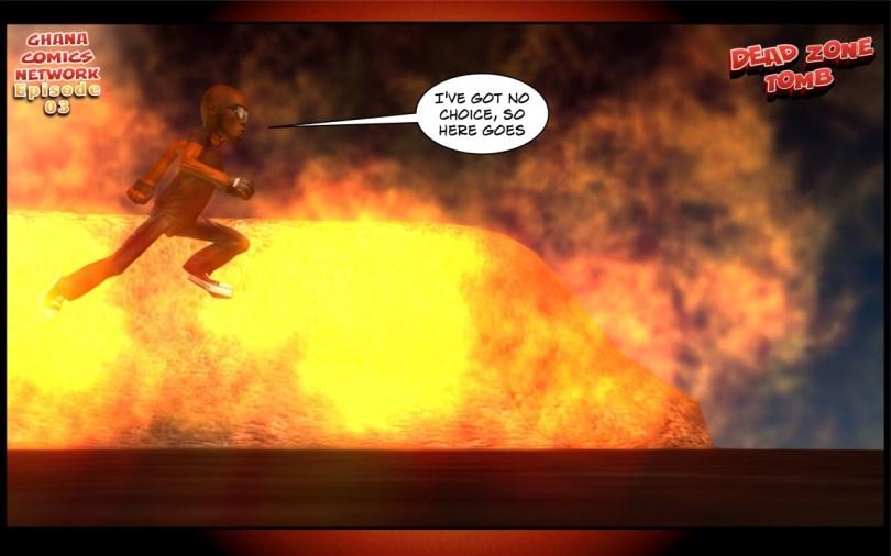 Soulgha takes a leap of faith