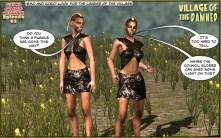 Tribal Rangers ghana comics episode 02-02