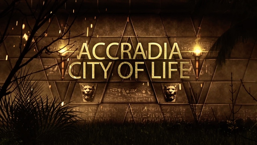Tribal rangers in the catacombs of Accradia, The City of life