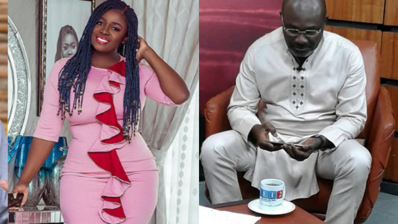 Kennedy Agyapong Should Stay Away From Tracey Boakye, Halifax. 12