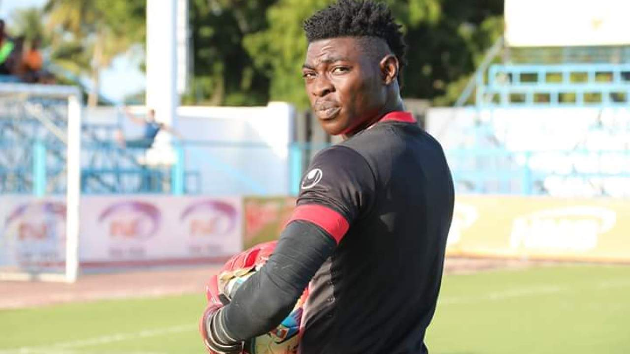 Razak Abalora likely to be Black Stars number 1 for Ghana's Afcon  qualifiers - News, Politics , Sports, Business, Entertainment,  World,Lifestyle, Technology , Tourism, Gh Songs  